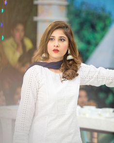 Most Wanted Pakistani Celebs Pakistani Fashion Casual, Pakistani Dresses Casual, Pakistani Bridal Dresses, Pakistani Dress Design, Pakistani Party Wear, Pakistani Girl, Pakistani Actress, Pakistani Frocks, Pakistani Culture