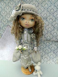 Бизнес на текстильных куклах ручной работы - Идеи бизнеса, 2016