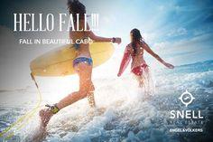 Hello Fall!! #LiveCabo | Snell Real Estate /