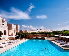Borgo Ega Savelletri Di Fasano Italy Puglia Hotel Spa Family Travel