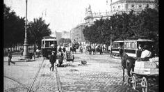 Vienna 1900 Pictures of a Metropolis Vienna Tramway Ride excerpt Old Photographs, Old Photos, Vintage Photos, Belle Epoque, Hungary, Vienna, The Locals, Spring Time, Austria