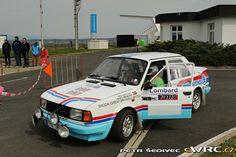 John Haugland; Julie Haugland; Škoda 130 LR; Rallye Praha Revival 2016 Rally Car, Cars, Classic, Derby, Autos, Car, Classic Books, Automobile, Trucks