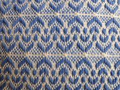 Almohadilla de tejido Vintage escandinavo por GailsVintageGarden