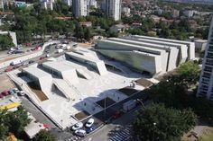Project name: Zamet Centre Program: Public, cultural, business, sport Architect: 3LHD