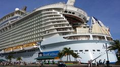 Allure of the Seas Cruise Tip Video Royal Caribbean