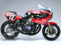 1980 Yoshimura GS1000R Cooley-Crosby Endurance Racer