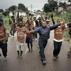 Magnum Photographers Show How Covering Civil War Has Changed Liberia Africa, West Africa, Sierra Leone Civil War, Survivor Guilt, Steve Mc, Photographer Portfolio, Military Photos, World View, Save The Children
