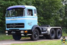 Afbeelding Mercedes Benz Trucks, Mercedes Benz Cars, Big Rig Trucks, Rc Trucks, Old Wagons, Old Lorries, Semi Trailer, Classic Mercedes, Transporter