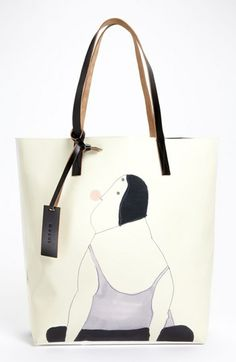 Marni 'Romina Quirós Bubble Gum' Tote available at #Nordstrom