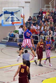 ab426efadcc2 The  HarlemGlobetrotters will be at  OracleArena in  Oakland on January 17   amp