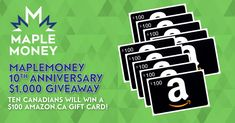 Giveaway – Work Optional: Retire Early the Non-Penny-Pinching Way Canadian Contests, Ten Year Anniversary, Instant Win Sweepstakes, Facebook Giveaway, First Prize, Advertising And Promotion, Making Extra Cash, Going Out Of Business, Early Retirement