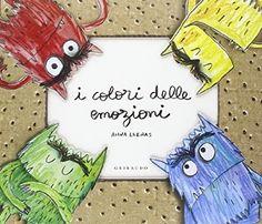 I colori delle emozioni. Libro pop-up