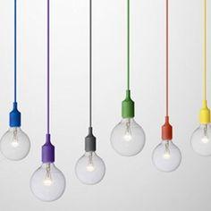 Las lámparas de techo retro que más nos gustan