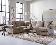 Costal Sectional Sofa CS501149