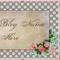 shabby-blogs-banner-matching-Stephanie-background-ex1 Blog Banner, Web Banner, Banners, Printable Cards, Free Printables, Blog Backgrounds, Blog Names, Do It Yourself Projects, Web Images