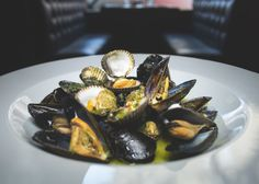 #Mussels #Clams #Seafood #Ethical #Scottish #GlasgowRestaurants #GlasgowFoodie #TheFinnieston