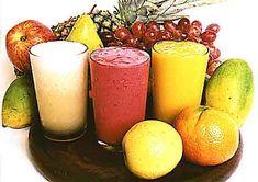 Sucos revitalizantes e desintoxicantes: Suco de clorofila desintoxicante - Suco revitalizante - Suco diurético (elimina toxinas) - Suco para evitar o mal hálito