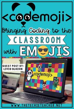 I need to check this out for my emoji themed computer lab. Bring Coding to the Classroom with Emojis using Codemoji.