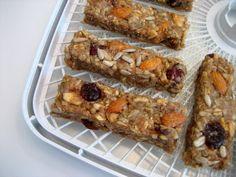 granola bars no bake cookies recipe dehydrator