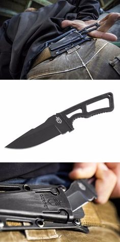 Gerber Ghoststrike Fixed Blade Knife - Real Time - Diet, Exercise, Fitness, Finance You for Healthy articles ideas Cool Knives, Knives And Tools, Knives And Swords, Survival Knife, Survival Gear, Survival Backpack, Tactical Knives, Tactical Gear, Gerber Knives