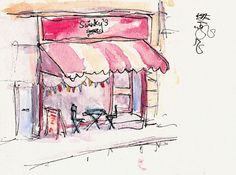 watercolour shop penned1
