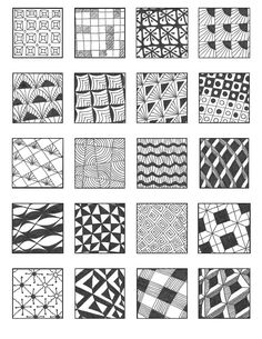 grid 2 | Flickr - Photo Sharing! – Emily Perkins Zentangle