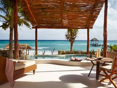 SAVEUR Kitchen director Kellie Evans finds something special on the resort-and-cruise-ship-dense Riviera Maya: amazing Mexican food at the Viceroy hotel. Read the review and area guide.