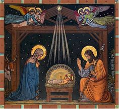 Catholic Cuisine: Recipes for December ~ Month Dedicated to the Divine Infancy
