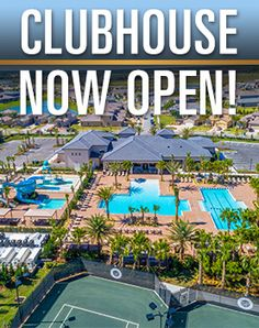 Clubhouse at The Ridge at Wiregrass by Wesley Chapel Florida, Florida Living, Resort Style, Luxury Lifestyle, Acre, Luxury Homes, Floor Plans, Real Estate, Outdoor Decor