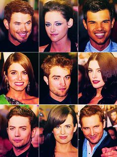 they have to be one of the most attractive movie cast ever, love them all!