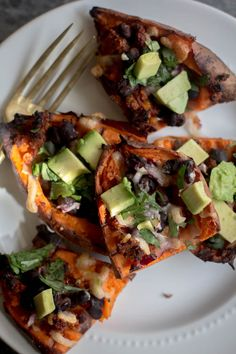 Sweet Potato Skins r