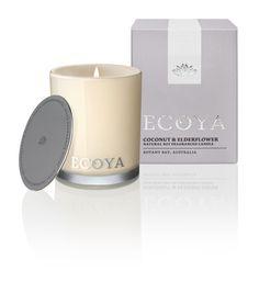 ECOYA Mini Madison - Coconut & Elderflower  http://www.ecoya.com/