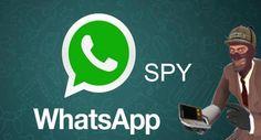 Siempre que una persona quiera por medio de la gran aplicación más conocida de comunicación llamada WhatsApp espiar a una persona hoy en dia ya es posible con tan solo una nueva aplicacion que se llama WhatsApp Spy - http://descargarapps.me/whatsapp-spy/