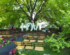 LOVE sign by Palace Props