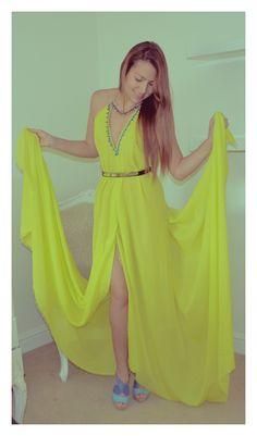 Lingerie Sorbet: DIY : The easiest dress in the world!