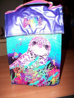 c29a71515945 Lisa Frank Lunch Bag Lisa Frank