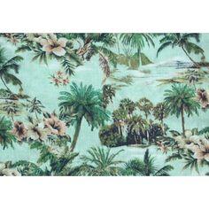 Découvrez nos deux viscoses esprit jungle, tropiques, imprimés très tendance pour réaliser des robes, jupes, tops, blouses, chemisiers...