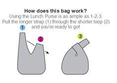 unique japanese bag pattern - Google Search