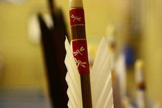 arrow with dragonly ©Emilia Iwaniuk