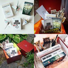 """Habt ihr schon entdeckt, welche Bücher in der #LovelyBox """"Der Sommer wird spannend"""" waren? Hochspannende Thriller und nervenaufreibende Romane von @ullsteinbuchverlage, @heyne.verlag und C.H. Beck Literatur! Welches der Bücher würdet ihr auch gern lesen? Alle Infos zu den Büchern, zur LovelyBox und die Anmeldung zum LovelyBox-Alert gibt es hinter dem Link im Profil! #Repost #regram #lovelybooks"""