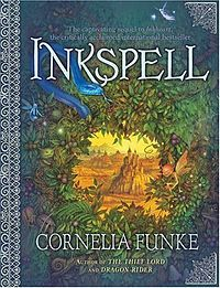 Inkspell, by Cornelia Funke. Sequel to Inkheart. A surprisingly engaging #teen #fantasy fiction revolving around words coming to life. And the temptations and consequences thereof...  VERY well written. A modern classic.