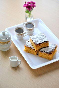 w/ choco sprinkles. Lemon Cake Bars, Chocolate Truffles, Orange Juice, Dessert, Sprinkles, Sweet Tooth, French Toast, Sweets, Breakfast