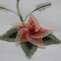 . İğne Oyası - Turkish needle lace