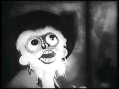 The Peanut Vendor ~ Animation by Len Lye (1933)