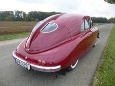 1951 Tatra Tatraplan 600