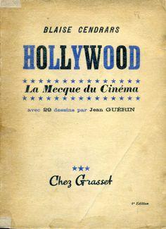 Hollywood La Mecque du Cinéma - Grasset - 1936