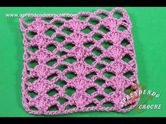 Best 12 Waistcoat – free pattern More – SkillOfKing. Crotchet Stitches, Crochet Flower Patterns, Crochet Stitches Patterns, Stitch Patterns, Crochet Simple, Crochet Diagram, Crochet Videos, Crochet Squares, Crochet Projects