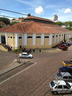 Mercado Municipal, Uberaba, MG, Brazil