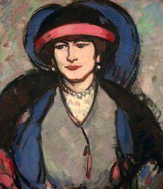 Anne Estelle Rice, 1908