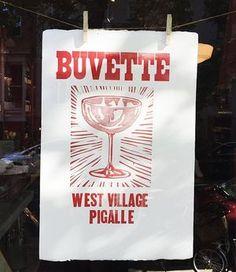 Buvette in WV fr TKW